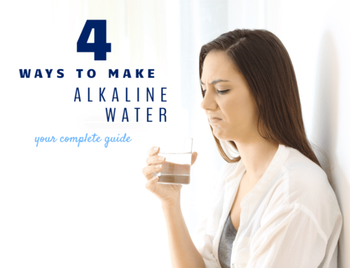 4 Incredible Ways To Make Alkaline Water