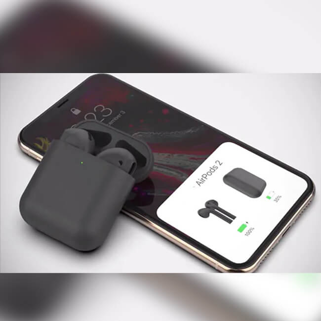 hd airpods have 4 hour continuous music playback