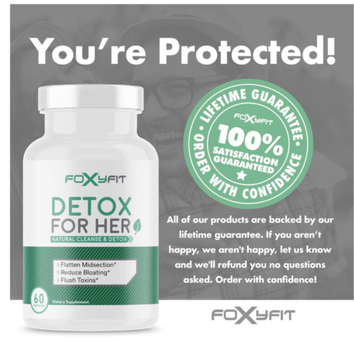 Foxy Fit Detox for Her