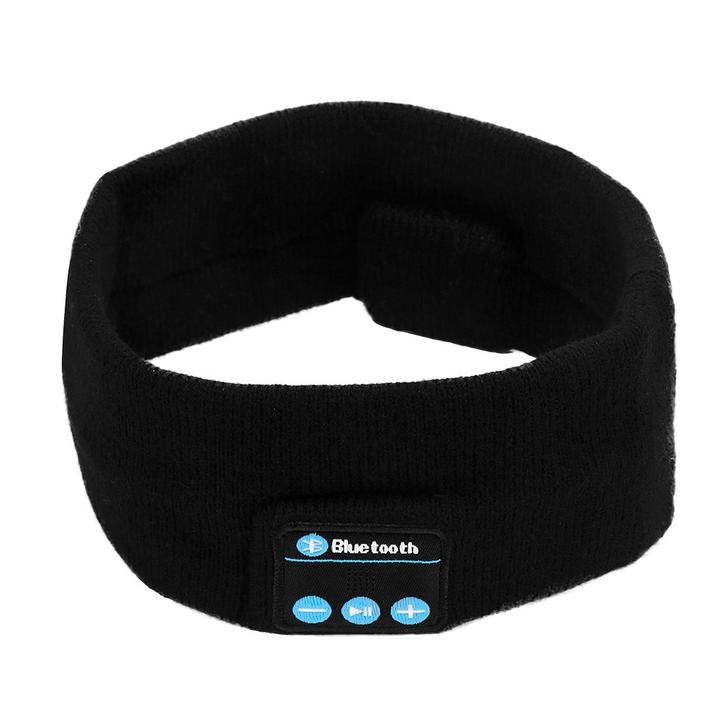 Bluetooth_Audio_Speaker_Sports_Sweatband_Headwear_Strap