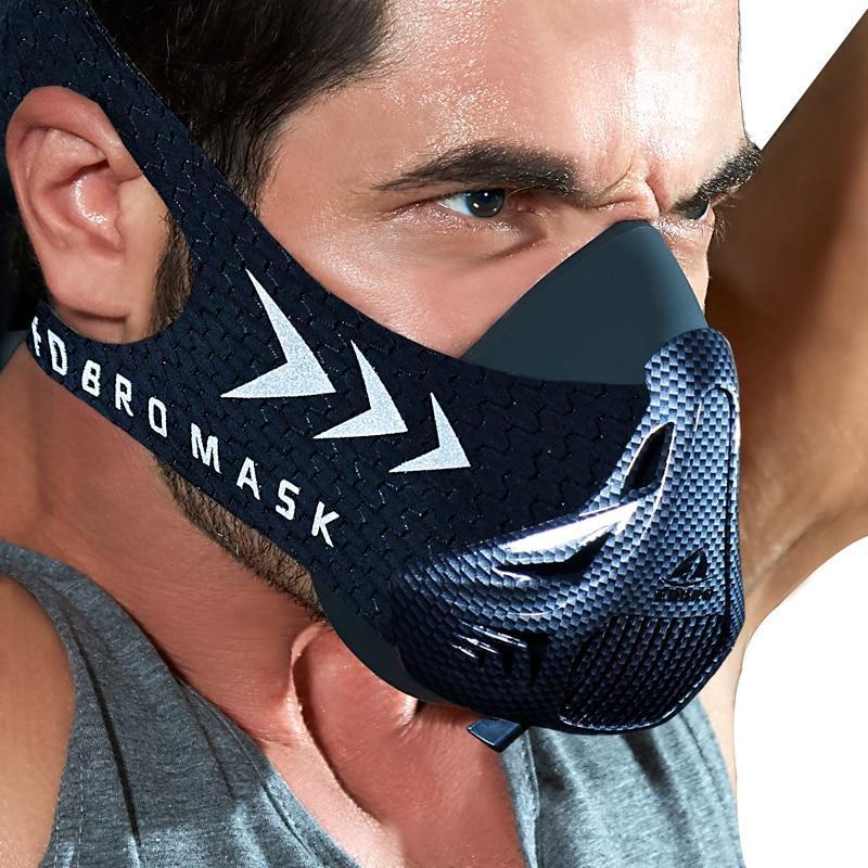 Elevation Mask Elevated Train Altitude Training