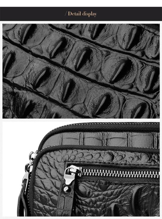 Mens_Alligator_Waist_Pack