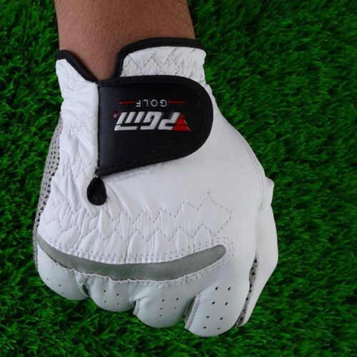 Men's_Golf_Genuine_leather_Breathable_Pure_Sheepskin_with_Anti_slip_granules_Gloves