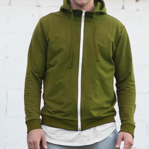 Poise_Zip_Up_Hoodie_Fitspi_Running_Jacket_olive