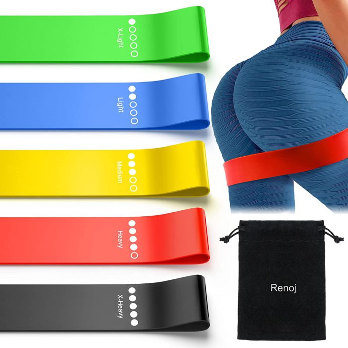 resistance band levels