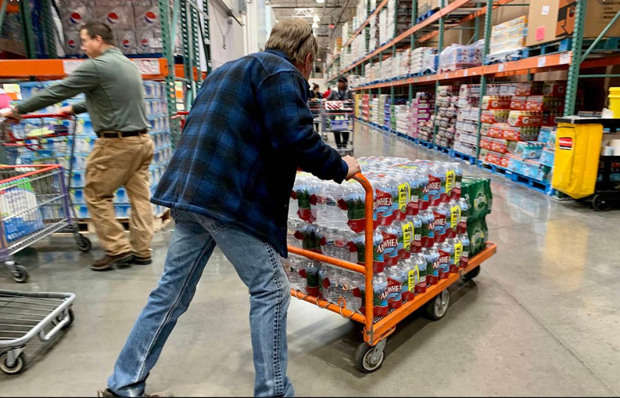 Alkaline Water Bottle Price Gouging