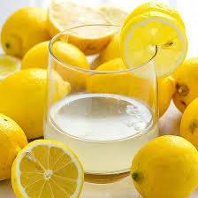 alkaline water lemonade