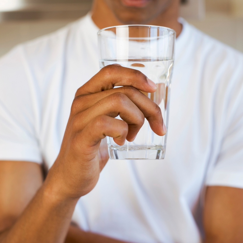 drinking alkaline water to lose weight
