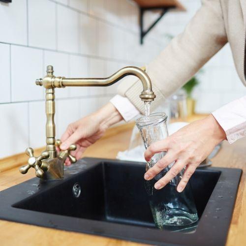 tap water corona virus
