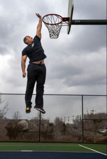 agility ladder slam dunk