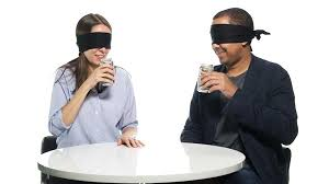 alkaline water blindfold