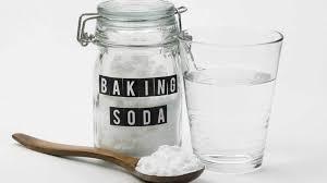 baking soda alkaline water