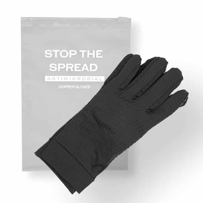 gym gloves covid