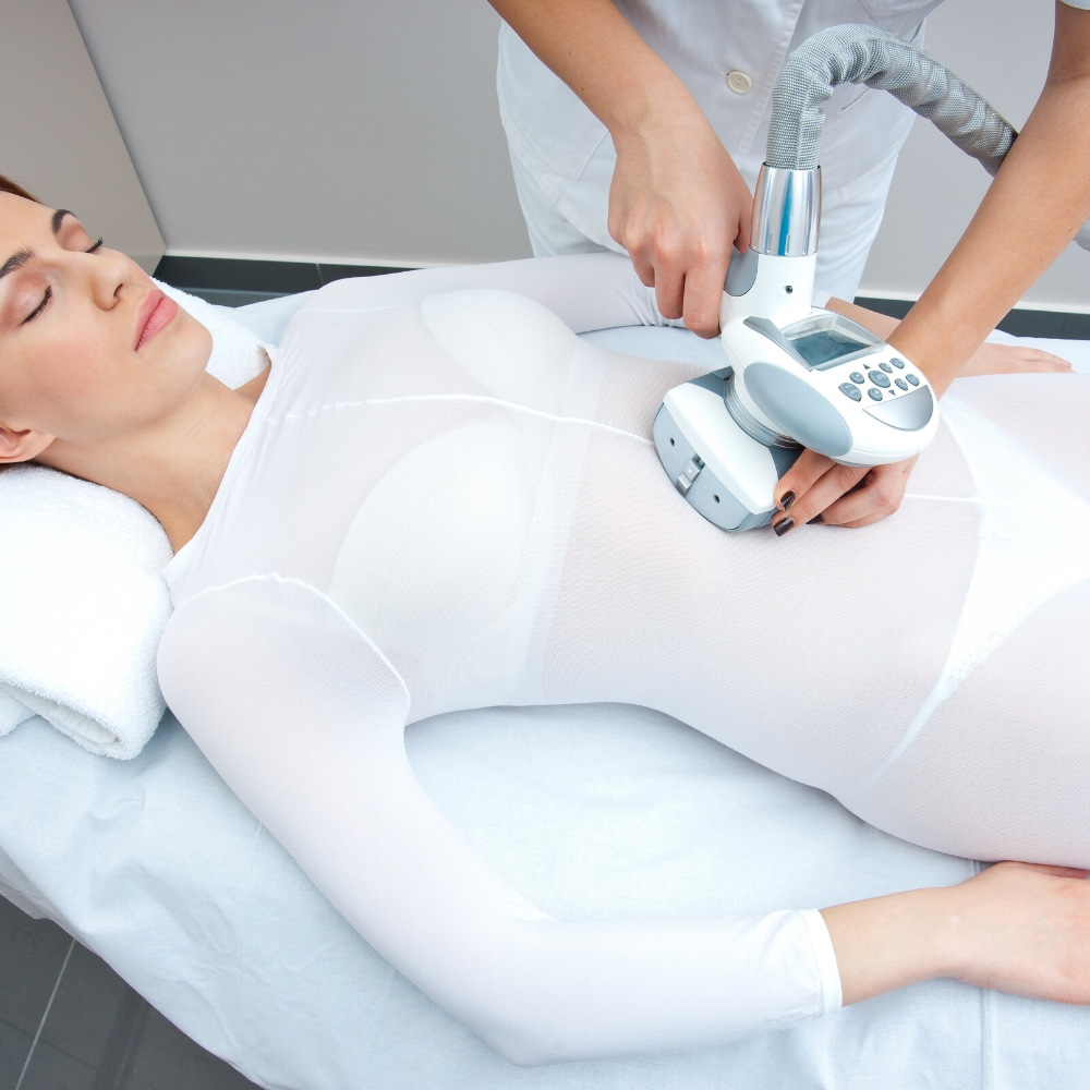 laser cellulite with no percussion massager