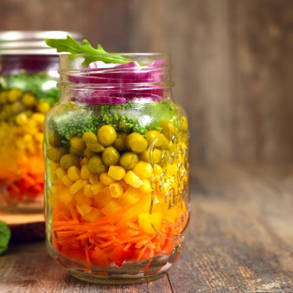 soaking vegetables in alkaline water