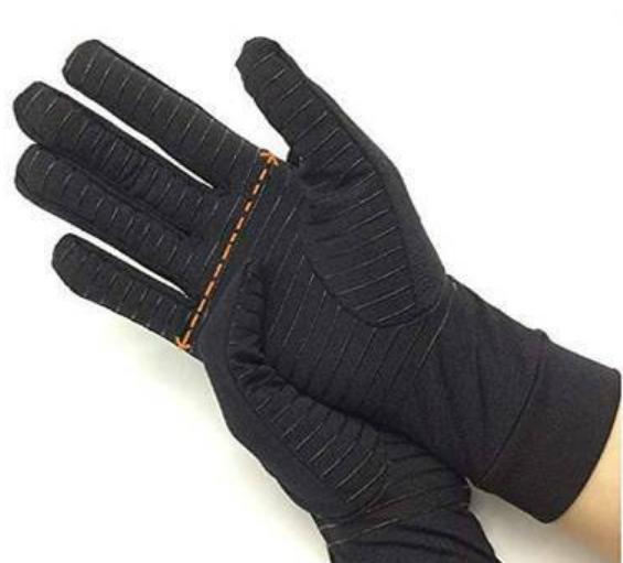virus glove sizing