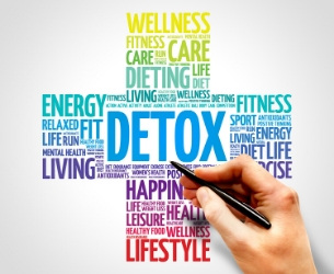 Detox during the most toxic times