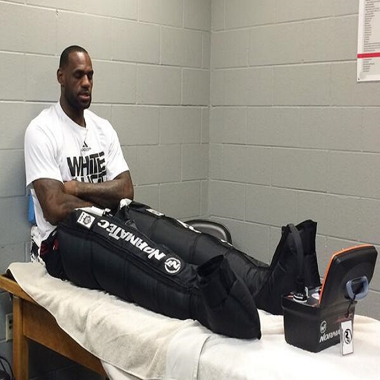 lebron james recovery boots