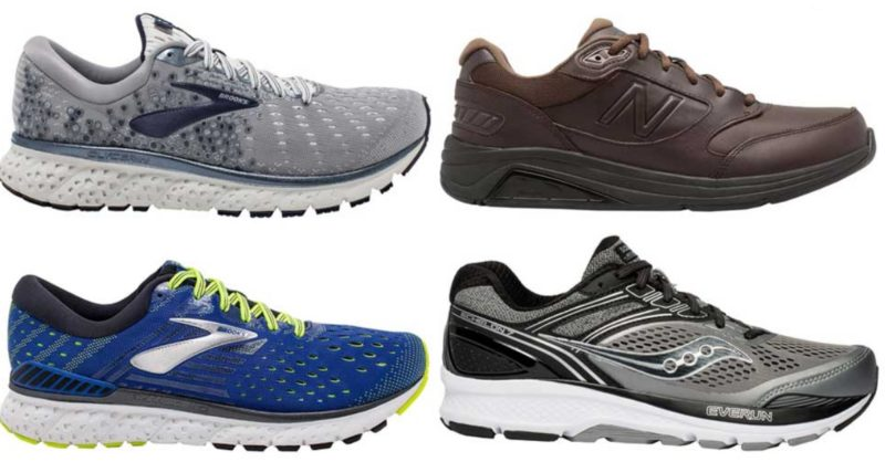 Types Of Shoes For Plantar Fasciitis