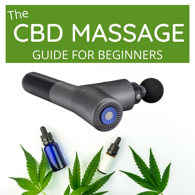 cbd massage percussion massager