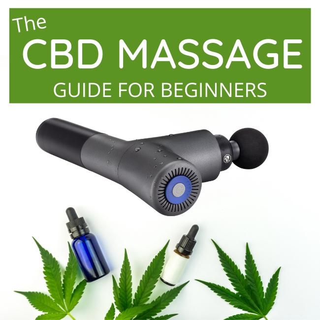 cbd massage percussion massager