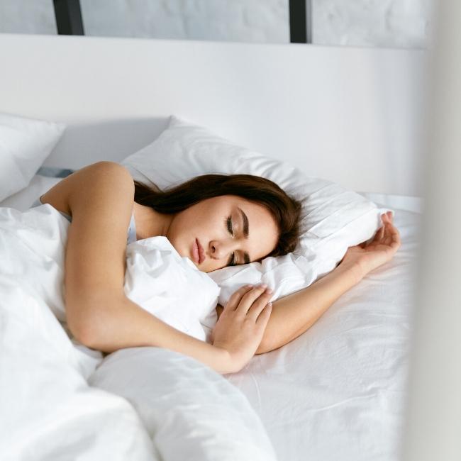 cbd massage better sleep