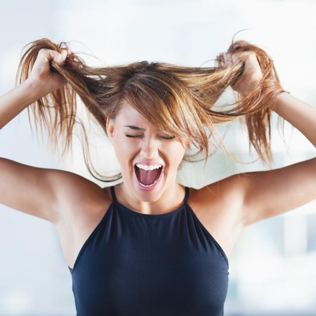 cbd massage stress relief