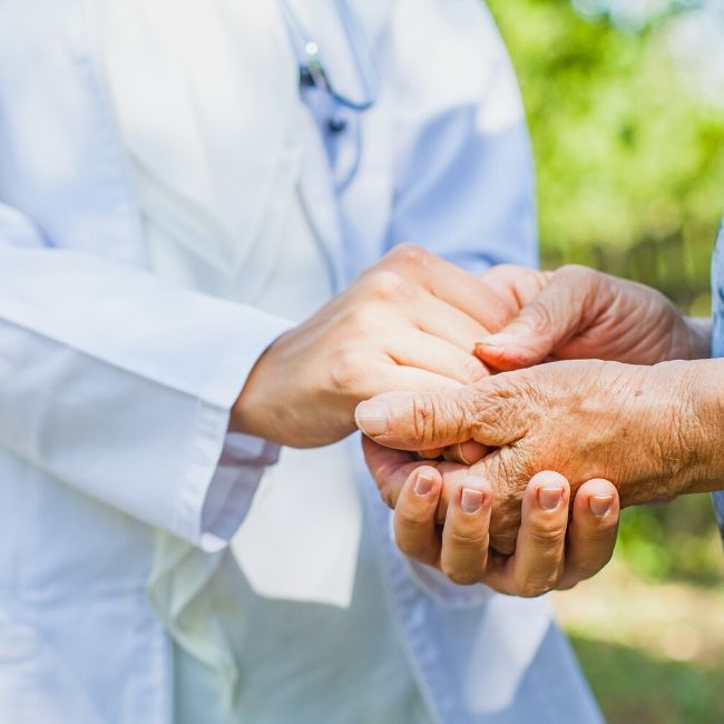 dealing with neuropathy