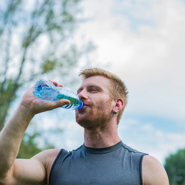 How to drink more alkaline water