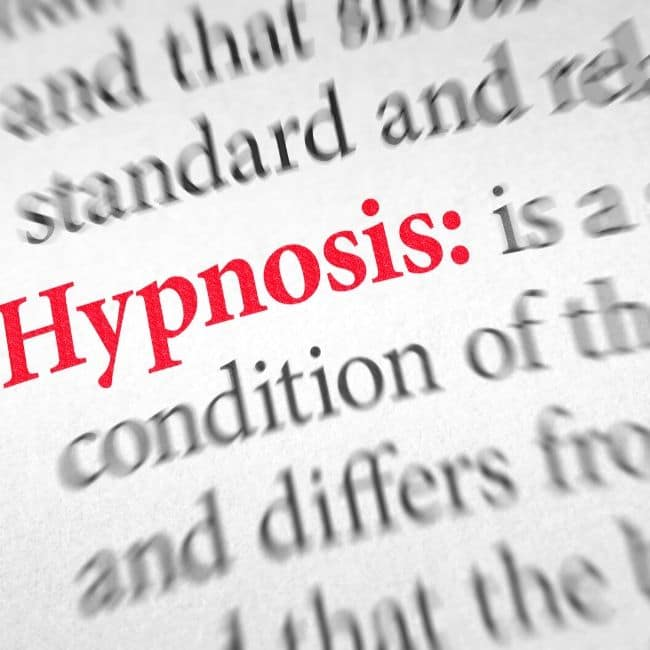 hypnosis water