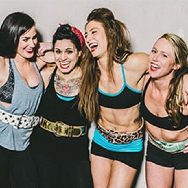 best gym belts for women
