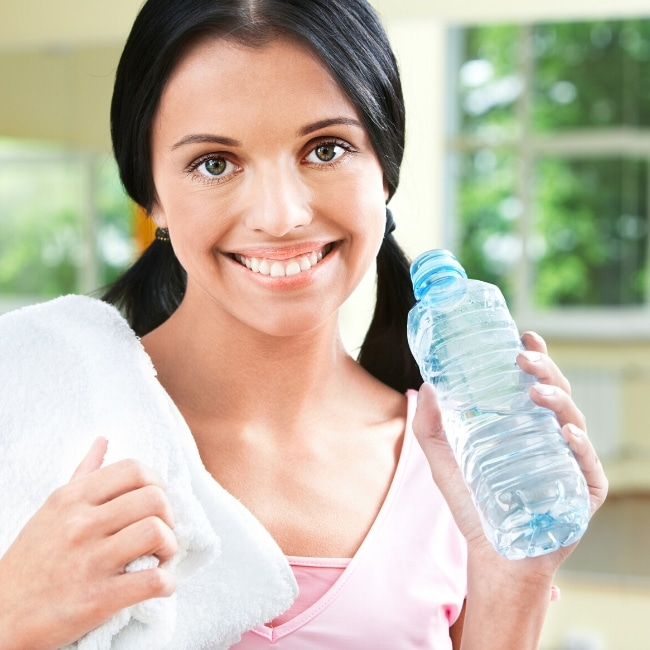 How to start drinking more alkaline water