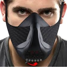 Altitude training mask covid 19