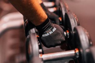 How to disenfect workout gloves