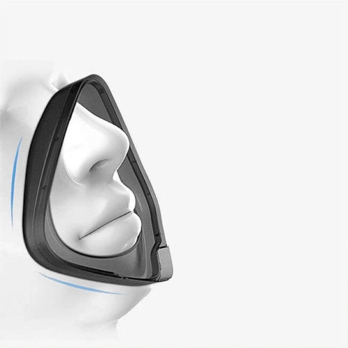 air purifying electric facemask