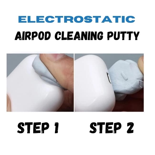 airpod cleaning putty