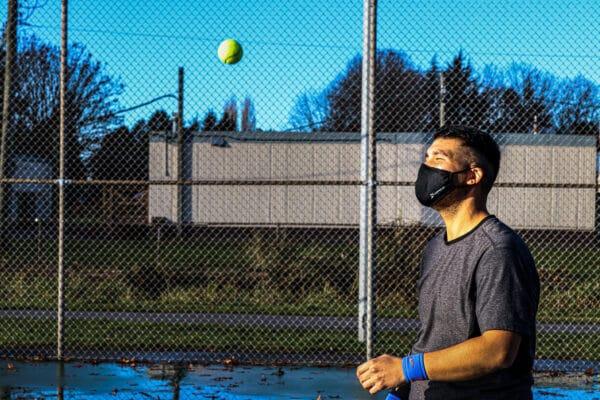 antiviral face mask sports