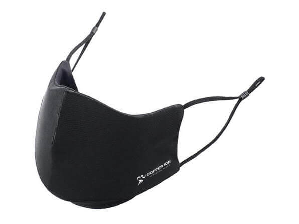 copper face mask adjustable