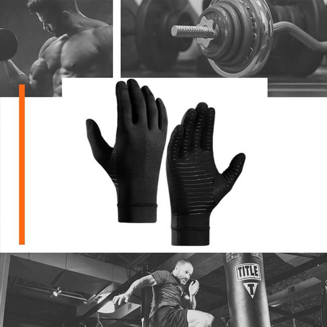 finding the right size touch screen workout glove