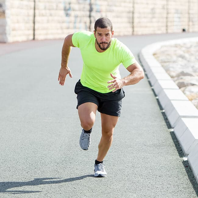 interval running boost your immune system