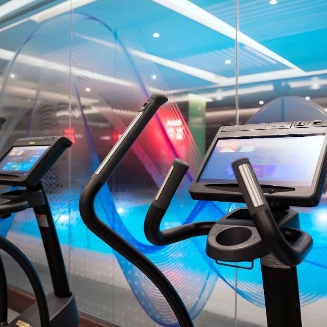 touchscreen gloves treadmills