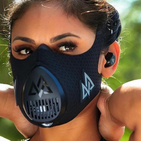 training mask breathing