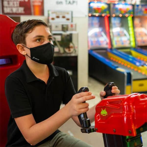 antiviral face mask for kids