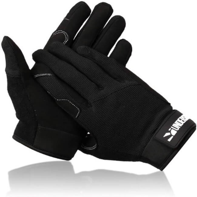 undersun fitness workout gloves