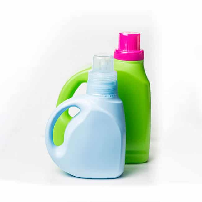 use the right detergent