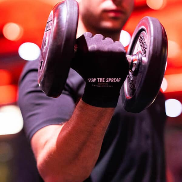 which copper infused workout gloves should you use