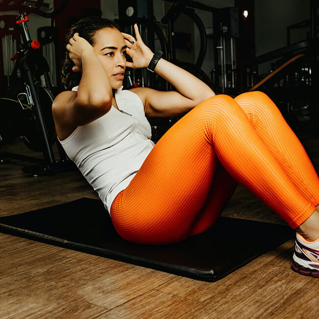 alternatives to using ab roller sit up