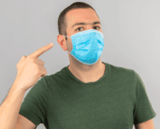 dangers of reversible antiviral face masks