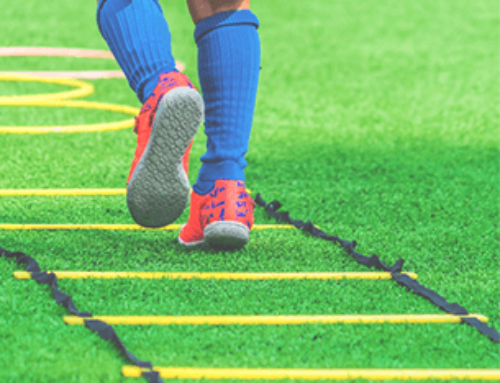 Plyometric Ladder Drills For Beginners, Getting Hooked On Footwork
