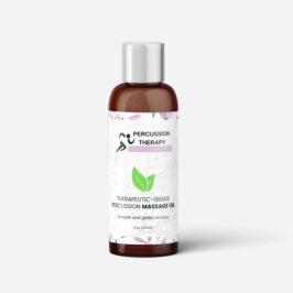 Percussion Massage Therapy Oil